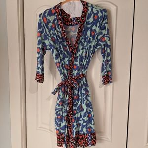 Anthropologie (by Eloise) wrap dress